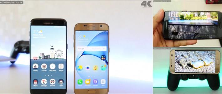 ការបង្ហាញលក្ខណៈសម្បត្តិរបស់ Galaxy S7 និង Galaxy S7 edge!