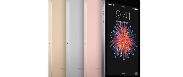 iPhone SE  ដែលមានអេក្រង់ 4 អ៊ីញបានបង្ហាញវត្តមានជាផ្លូវការហើយ! ចង់ដឹងពីរូបរាង និងលក្ខណៈសម្បត្តិរបស់វាយ៉ាងណានោះ! អ្នកអាចតាមដានបាននៅត្រង់នេះ!