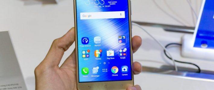 Asus ប្រកាសចេញស្មាតហ្វូនពីរម៉ូឌែលគឺ Zenfone 3 Max មានទំហំថ្មដល់ទៅ 4100mAh និង Zenfone 3 Lazer ដែលមានរ៉េមទំហំ 4GB